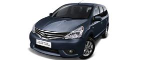 Harga Mobil Bekas Nissan Grand Livina Tahun2012