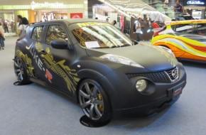 Pagelaran Nissan King of Juke AlterEgo
