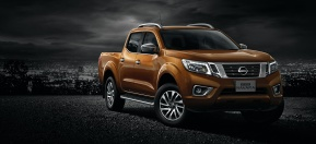 All New Nissan Navara NP 300