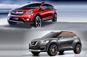 Nissan Kicks Pesaing Utama HondaBRV